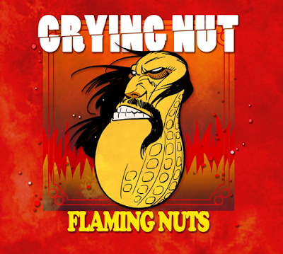 Crying Nut – Vol.7 FLAMING NUTS