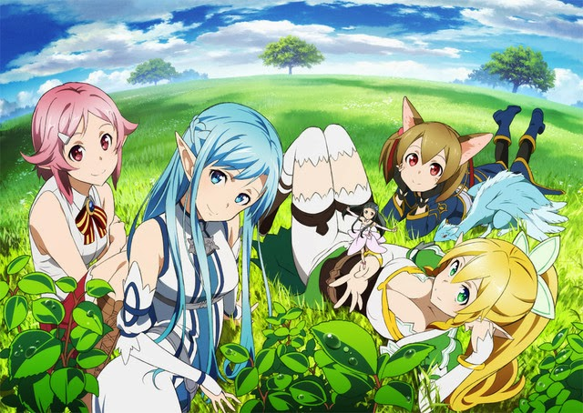 Sword Art Online Extra Edition Subtitle Indonesia