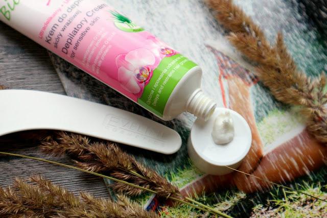 Eveline Cosmetics Крем для депиляции для чувствительной кожи
