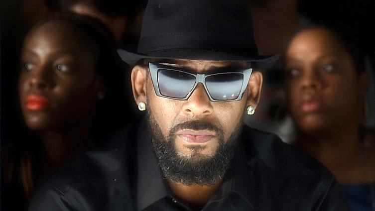 R. Kelly is arrested by the feds for new charges while walking his dog in Chicago