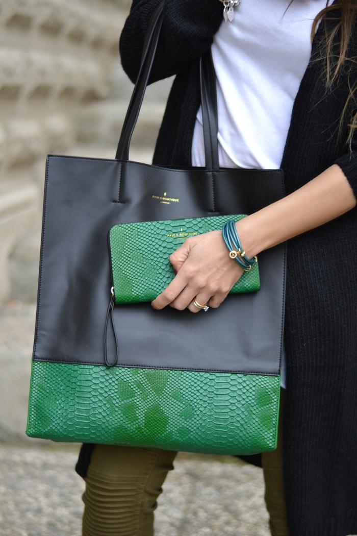 borsa portafoglio paul boutique