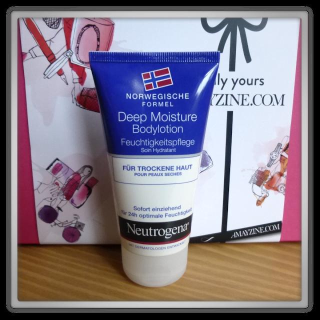 Neutrogena - Deep moisture bodylotion