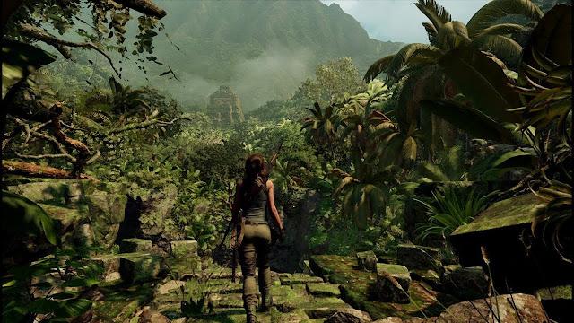شاهد الفيديو الجديد للعبة Shadow of the Tomb Raider و تركيز على عالم اللعبة و تنوع البيئة المتميز ..