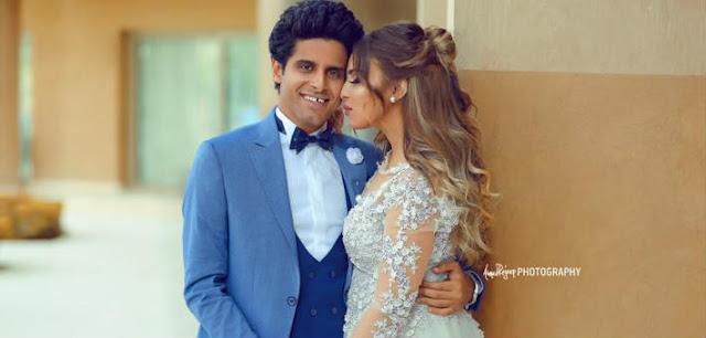 تعرف علي هدية اسراء عبد الفتاح لزوجها المرغني في رمضان