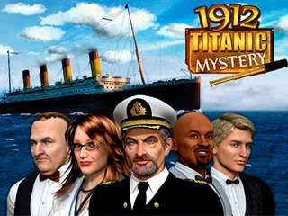 Titanic Mystery game