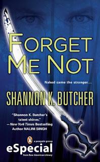No me olvides – Shannon K. Butcher
