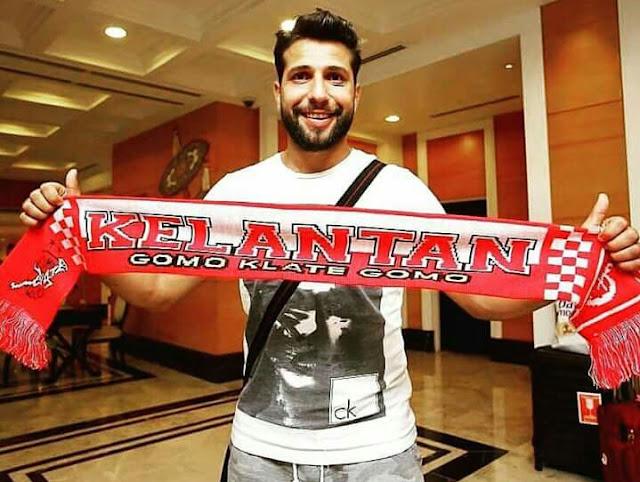 Abou Bakr Dedah Kenapa Pilih Kelantan, Tolak Tawaran West Ham!