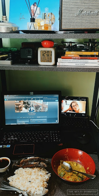 Quaranthings: My Work From Home Setup During Quarantine in the Philippines