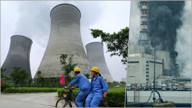 "PLTN Nuklir China Diduga Bocor, Munculkan Kekhawatiran Terjadinya ""Chernobyl Kedua"""