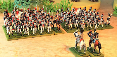 Hinton Hunt Old Guard Infantry