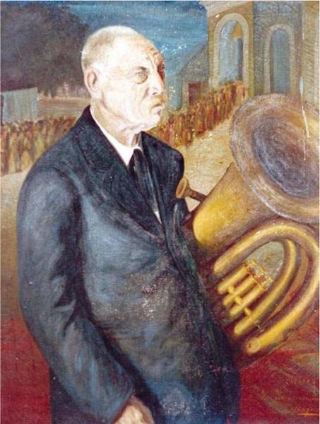 El colorao Secundino Rodríguez, 1927
