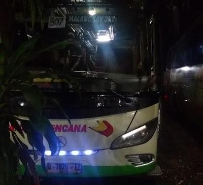 Pengalaman Mudik 2017 Jakarta-Malang dengan Menggunakan Bus