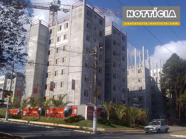 """Santa Luzia registra """"boom"""" com lançamento de mais de 2000 unidades habitacionais"""