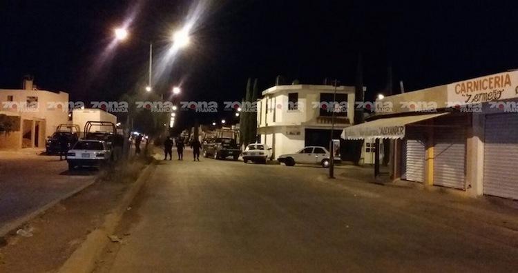 Enfrentamiento entre ministeriales y sicarios deja 2 ejecutados y 4 heridos en Guanajuato