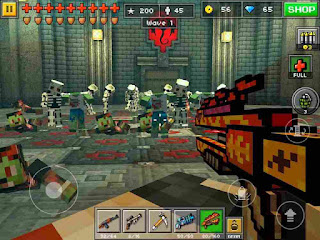 Hack game Pixel Gun 3D