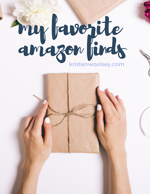 Amazon Favorites | www.kristenwoolsey.com