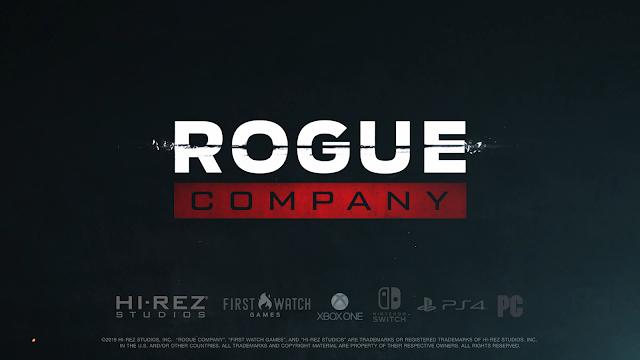 Hi-rez presentó su nuevo juego de acción multijugador Rogue Company.