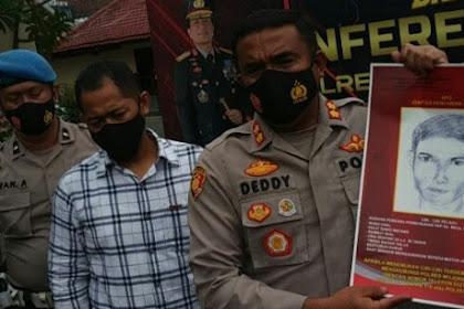 Pembunuh Terapis di Mojokerto Akhirnya Tertangkap