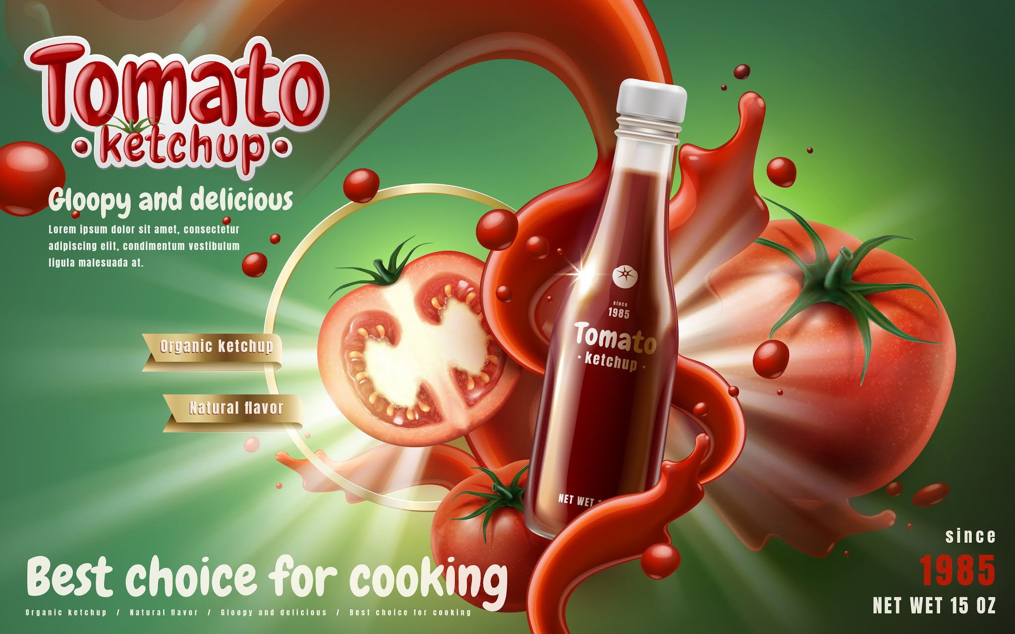 Various vector designs file contains professional food and beverage designs 2