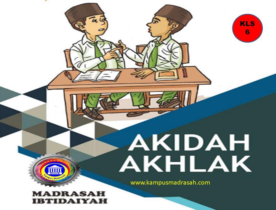 Soal PAS Akidah AKhlak Kelas 6 SD/MI