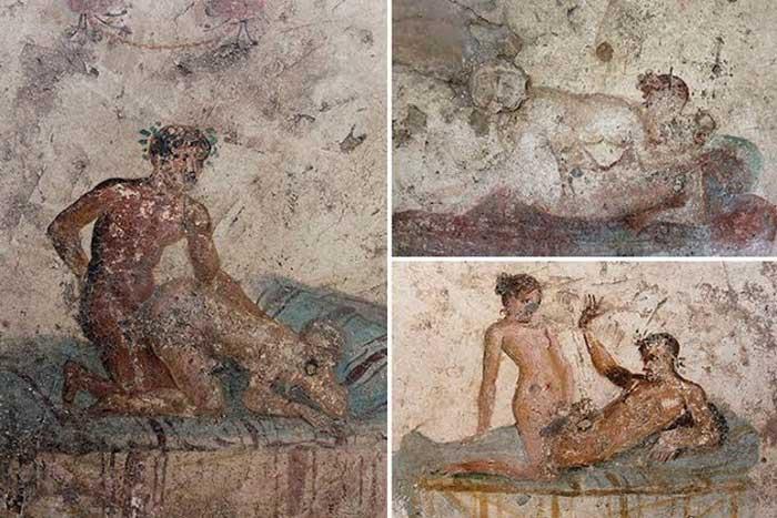 Gambaran Pompeii
