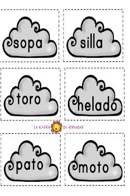 fichas-lectoescritura-letras-sílabas