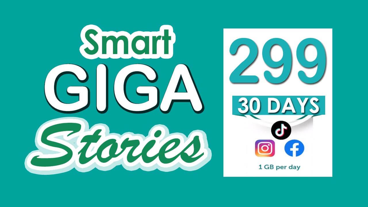 Smart Giga Stories 299