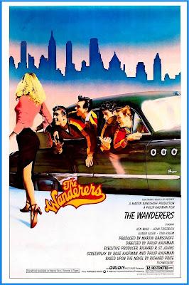 Póster película The Wanderers - Las pandillas del Bronx