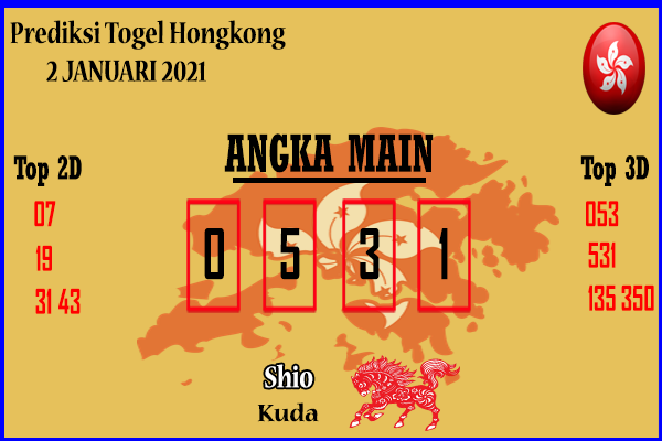 Bocoran Hongkong hari ini