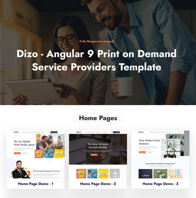 Best Print on Demand Service Providers Theme