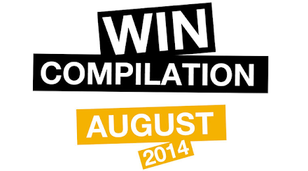 WIN Compilation - August 2014 | 46 Clips in unter 9 Minuten | LwDn x WIHEL ( 1 Video )