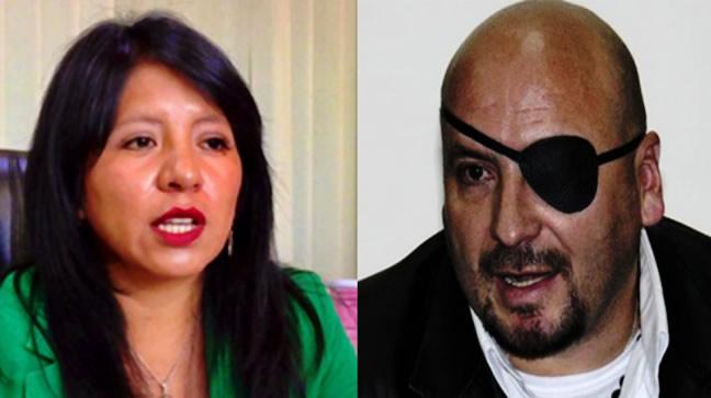 Según audio, exDefensor del Pueblo asegura que Nadia Cruz amenazó con acusarlo ante Evo