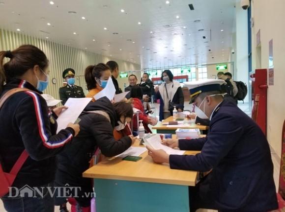 Việt Nam dừng cấp giấy thông hành Việt Nam-Trung Quốc vì virus Corona