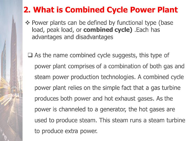 What is Combined Cycle Power Plant CCPP