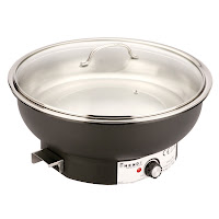 Chafing Dish Electric - Rotund - Vas incalzitor electric