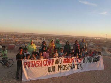 El Frente Polisario insta a Nueva Zelanda a detener la importación ilegal de fosfato saharaui