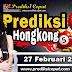 Prediksi Syair HK 27 Februari 2021