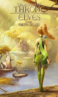Dragon Nest : Throne Of Elves Poster