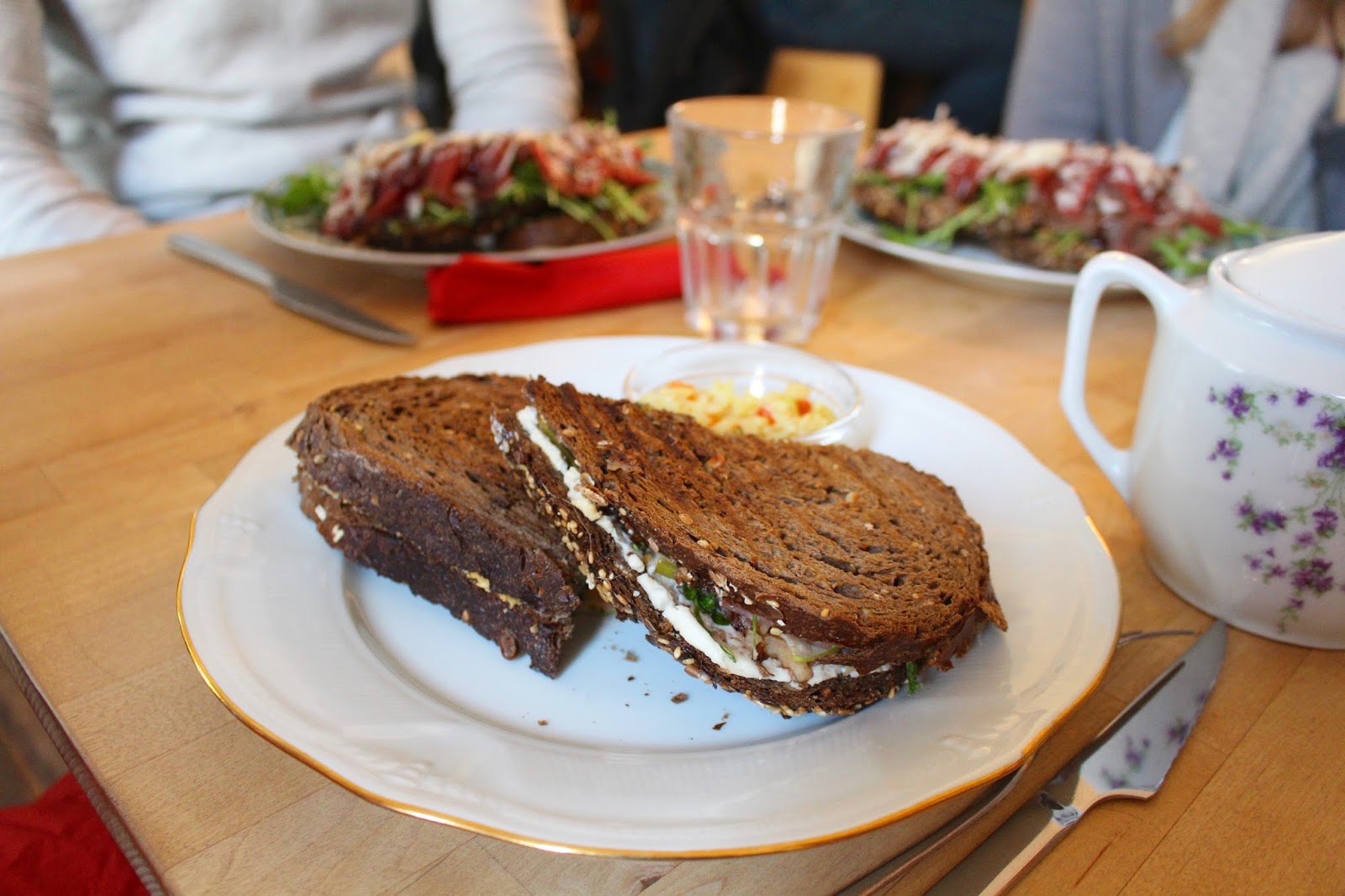 Tartine lunch sandwiches | Antwerp