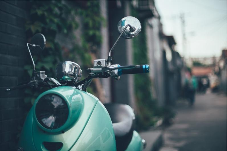 pengalaman sewa atau rental motor di kota palembang