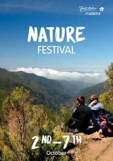 From today until the 7th of October, don´t miss the Madeira Nature Festival