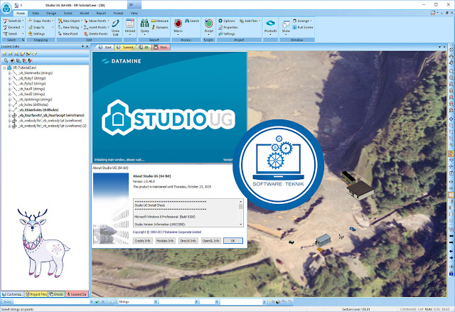 Datamine Studio UG v1.0.40 x64
