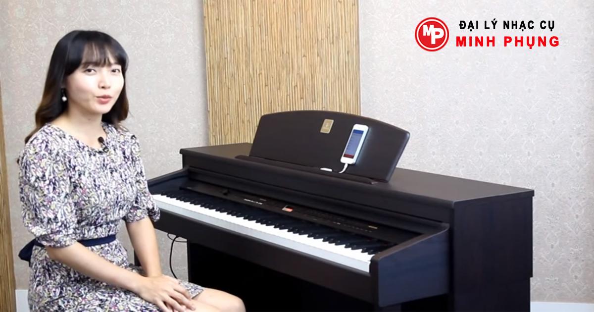 Dynatone SLP50 WH Đàn Piano Điện