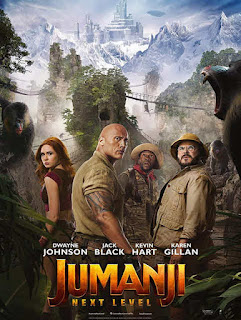 مشاهدة فيلم Jumanji: The Next Level 2019 مدبلج