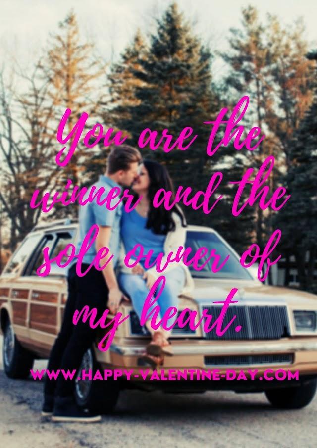 Happy Valentine's Day 2021 To My Wife