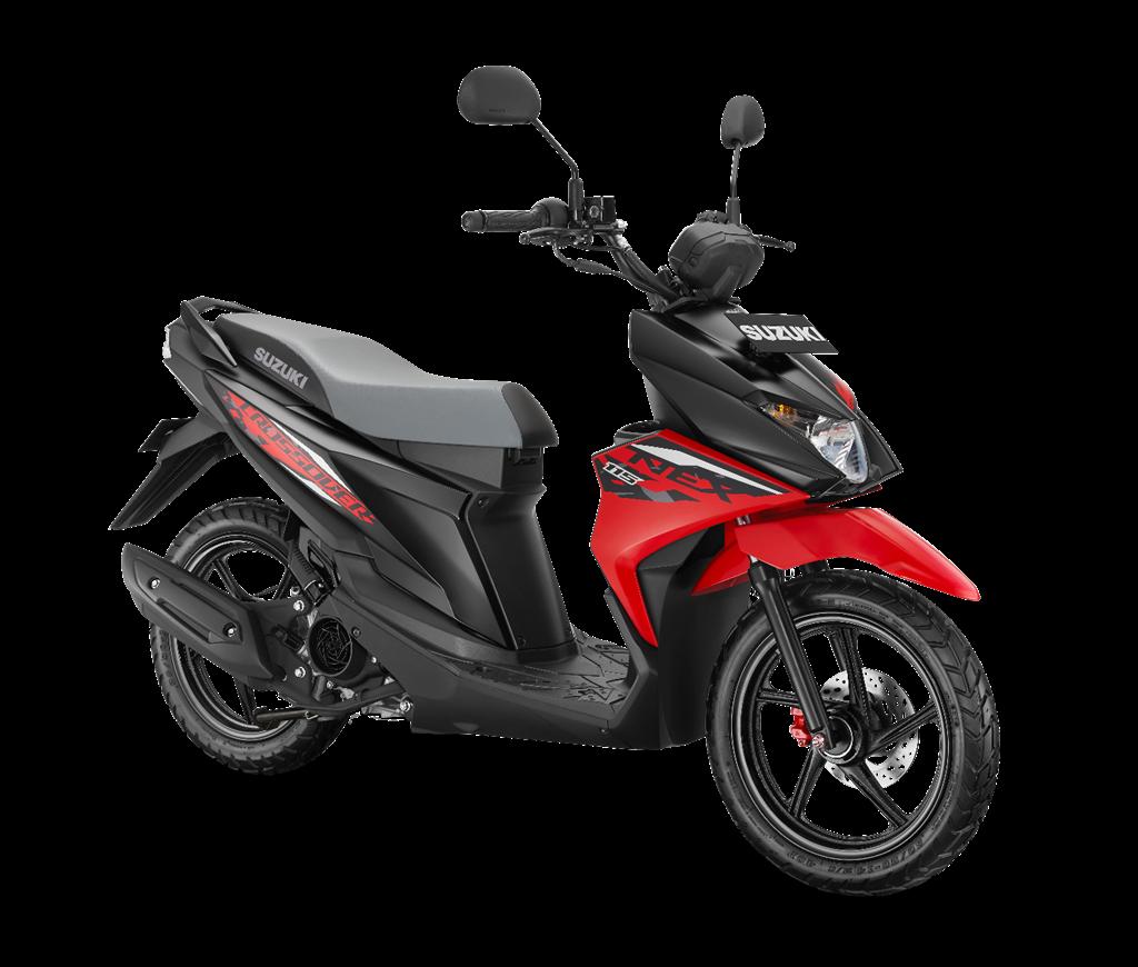 Suzuki Meluncurkan NEX CROSSOVER, Gaya Baru Petualang
