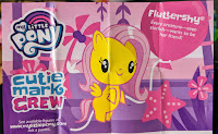 My Little Pony Series 4 Cutie Mark Crew Fluttershy