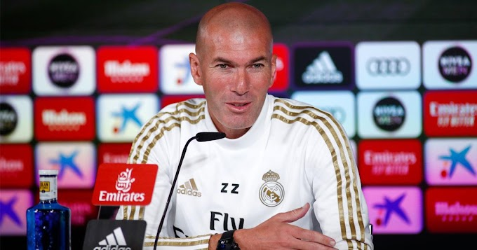 Zidane still open on Real Madrid potential incoming transfers: Anything can happen until October 4