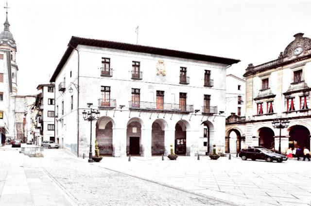 Precioso pueblo que visitan Jacinta y su primo Ambrosio. Es de Gipuzkoa. historiasdejacinta.com