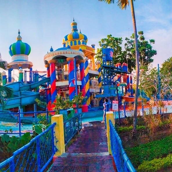 Tempat Wisata Waterpark Jawa Timur